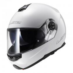 CASCO MODULAR LS2 FF325 STROBE GLOSS WHITE