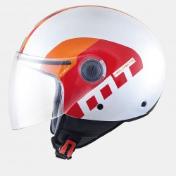 CASCO JET MT STRRET ORANGE RED