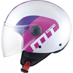 CASCO JET MT STRRET WHITE PURPLE