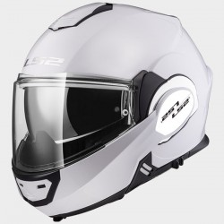 CASCO MODULAR COVERTUBLE LS2 FF399 VALIANT GLOSS WHITE