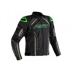 Chaqueta DEPORTIVA  RST S-1 Negro/Gris/Verde Neon